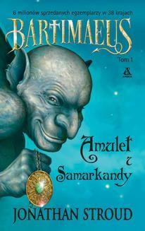 Chomikuj, ebook online Amulet z Samarkandy. Jonathan Stroud