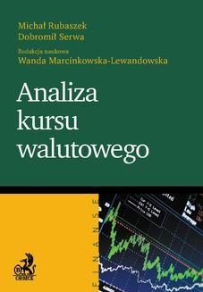 Chomikuj, ebook online Analiza kursu walutowego. Wanda Marcinkowska-Lewandowska