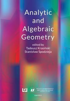 Ebook Analytic and Algebraic Geometry pdf
