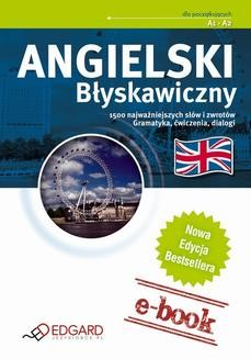 Chomikuj, pobierz ebook online Angielski Błyskawiczny. Opracowanie zbiorowe