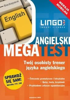 Chomikuj, ebook online Angielski. Megatest. Wersja mobilna. Anna Treger