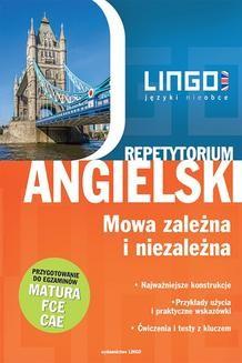 Ebook Angielski. Mowa zależna i niezależna. eBook pdf