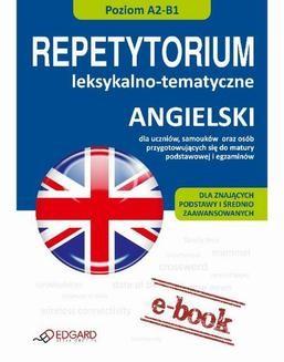 Chomikuj, ebook online Angielski – Repetytorium leksykalno-tematyczne A2-B1. Opracowanie zbiorowe