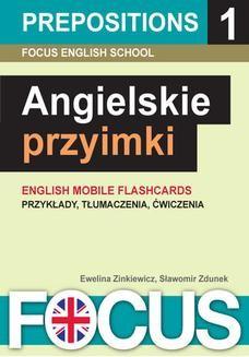 Ebook Angielskie przyimki – zestaw 1 pdf