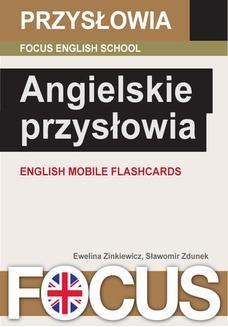 Chomikuj, ebook online Angielskie przysłowia. Focus English School s.c.