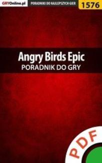 Ebook Angry Birds Epic. Poradnik do gry pdf