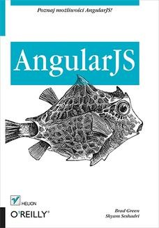 Chomikuj, ebook online AngularJS. Brad Green