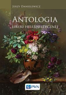 Ebook Antologia liryki hellenistycznej pdf