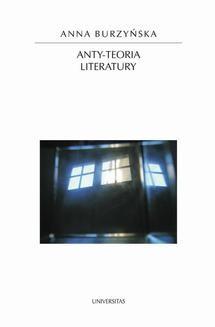 Ebook Anty-teoria literatury pdf