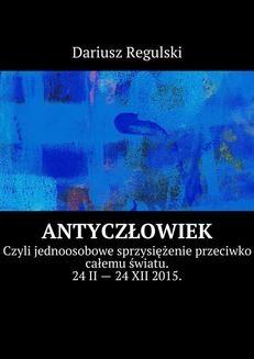Ebook AntyCzłowiek pdf