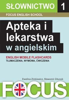 Chomikuj, ebook online Apteka i lekarstwa w angielskim. Focus English School s.c.
