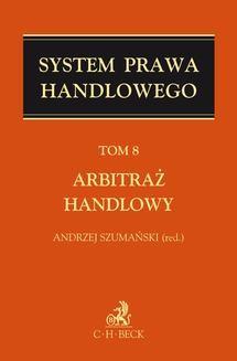 Chomikuj, ebook online Arbitraż handlowy. Tom 8. Piotr Nowaczyk