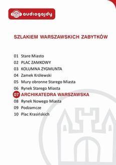 Chomikuj, ebook online Archikatedra warszawska. Szlakiem warszawskich zabytków. Ewa Chęć