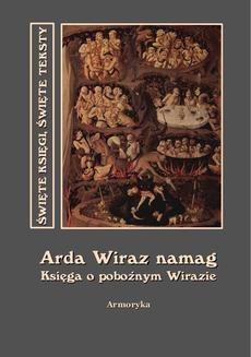 Chomikuj, ebook online Arda Wiraz namag. Księga o pobożnym Wirazie. Nieznany