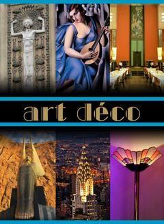 Chomikuj, pobierz ebook online Art déco. Irma Kozina