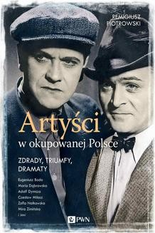Ebook Artyści w okupowanej Polsce pdf
