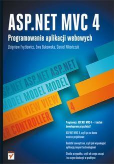 Chomikuj, ebook online ASP.NET MVC 4. Programowanie aplikacji webowych. Zbigniew Fryźlewicz