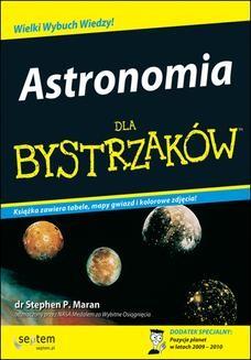 Ebook Astronomia dla bystrzaków pdf