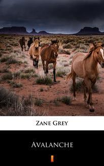Chomikuj, ebook online Avalanche. Zane Grey