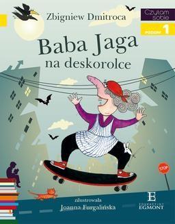Chomikuj, ebook online Baba-Jaga na deskorolce. Zbigniew Dmitroca