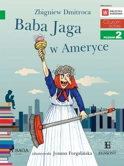 Chomikuj, ebook online Baba Jaga w Ameryce. Zbigniew Dmitroca