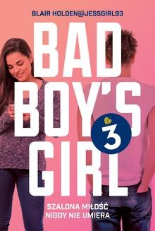Chomikuj, ebook online Bad Boy s Girl 3. Holden Blair