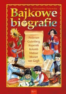 Ebook Bajkowe biografie pdf
