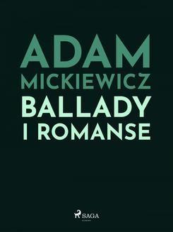 Chomikuj, ebook online Ballady i romanse. Adam Mickiewicz