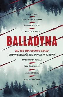 Chomikuj, pobierz ebook online Balladyna. Marcel Woźniak