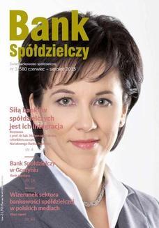 Chomikuj, ebook online Bank Spółdzielczy nr 3/580 czerwiec-sierpień 2015. Janusz Orłowski
