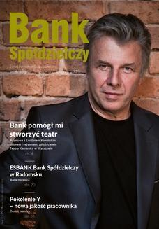 Chomikuj, ebook online Bank Spółdzielczy nr 4/581 wrzesień-październik 2015. Janusz Orłowski