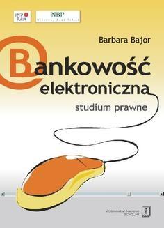 Chomikuj, ebook online Bankowość elektroniczna. Barbara Bajor