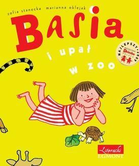 Chomikuj, ebook online Basia i upał w zoo. Zofia Stanecka