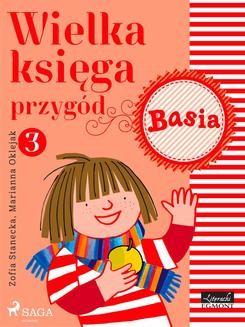Ebook Basia. Wielka księga przygód 3 pdf