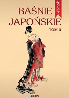 Ebook Baśnie japońskie. Tom 3 pdf