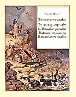 Chomikuj, ebook online Batrachomyomachia. La Batrachomyomachie. Batracomiomachia. Batrachomyomachia. Opracowanie zbiorowe