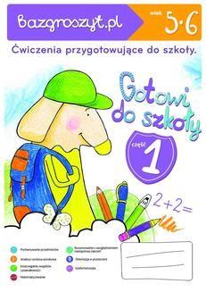 Chomikuj, ebook online Bazgroszyt Gotowi do szkoły. Część 1. Opracowanie zbiorowe