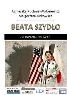Chomikuj, ebook online Beata Szydło. Agnieszka Kuchnia-Wołosiewicz