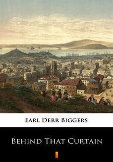 Chomikuj, ebook online Behind That Curtain. Earl Derr Biggers
