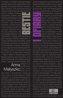 Chomikuj, ebook online Bestie i ofiary. Anna Małyszko
