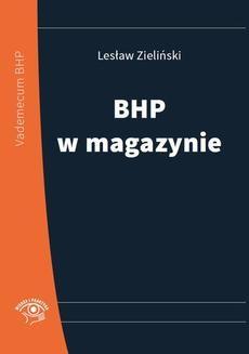 Ebook BHP w magazynie pdf