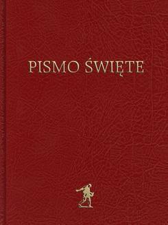 Ebook BIBLIA: Pismo Święte Starego i Nowego Testamentu (Biblia Warszawska) pdf