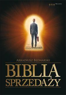 Ebook Biblia sprzedaży pdf
