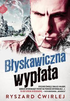 Ebook Błyskawiczna wypłata pdf