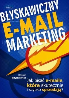 Ebook Błyskawiczny e-mail marketing pdf