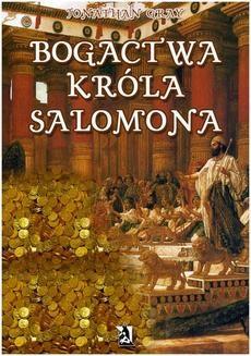 Chomikuj, ebook online Bogactwa króla Salomona. Jonathan Gray