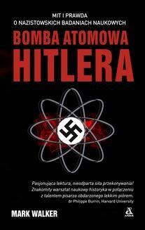 Ebook Bomba atomowa Hitlera pdf