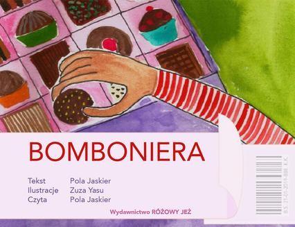 Chomikuj, ebook online Bomboniera. Czyli pierwsza podróż Poli i Fela. Zuza Yasu