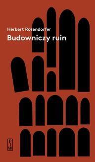 Ebook Budowniczy ruin pdf