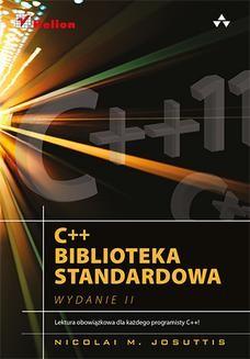 Chomikuj, ebook online C++. Biblioteka standardowa. Podręcznik programisty. Wydanie II. Nicolai M. Josuttis